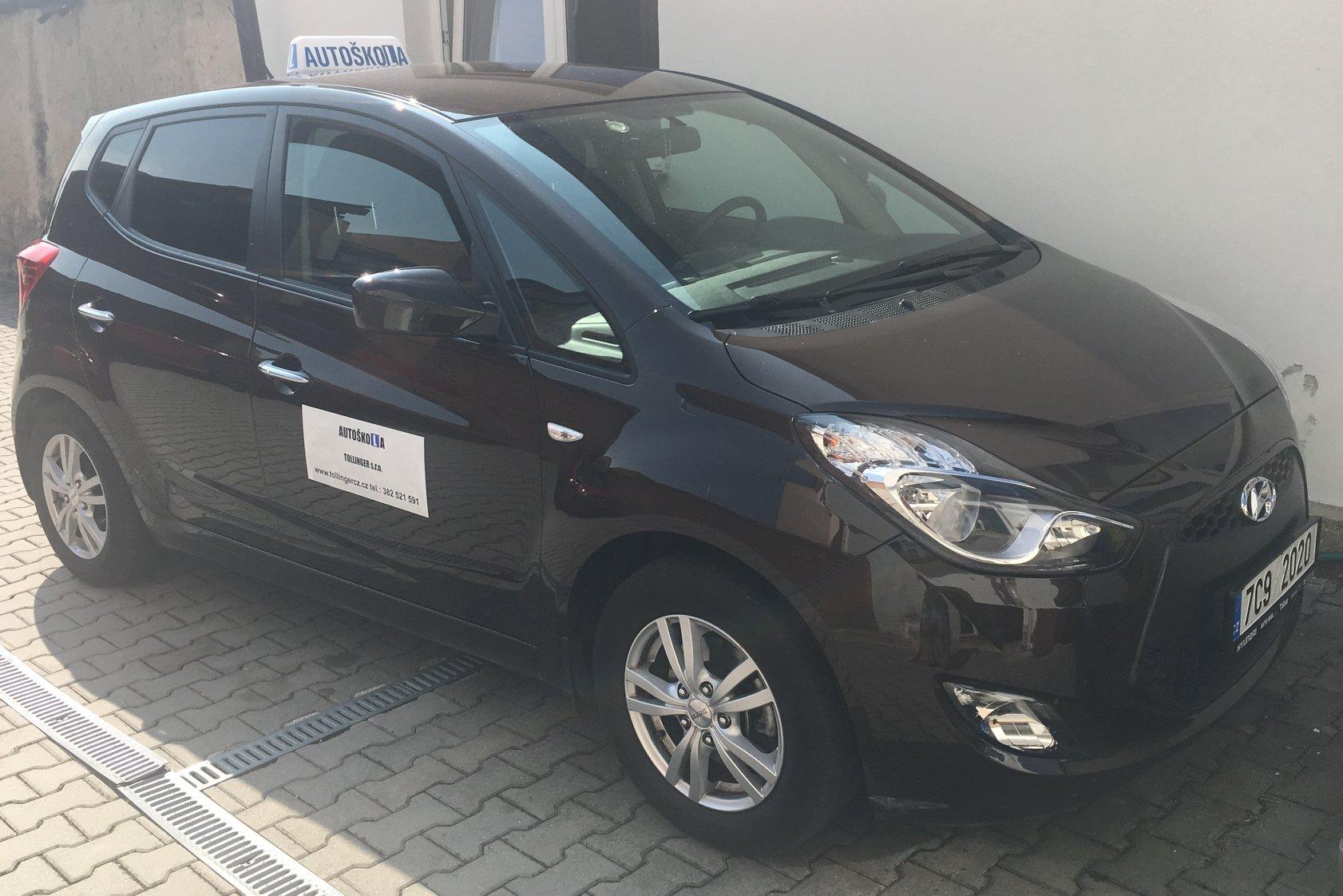 B - Hyundai ix20