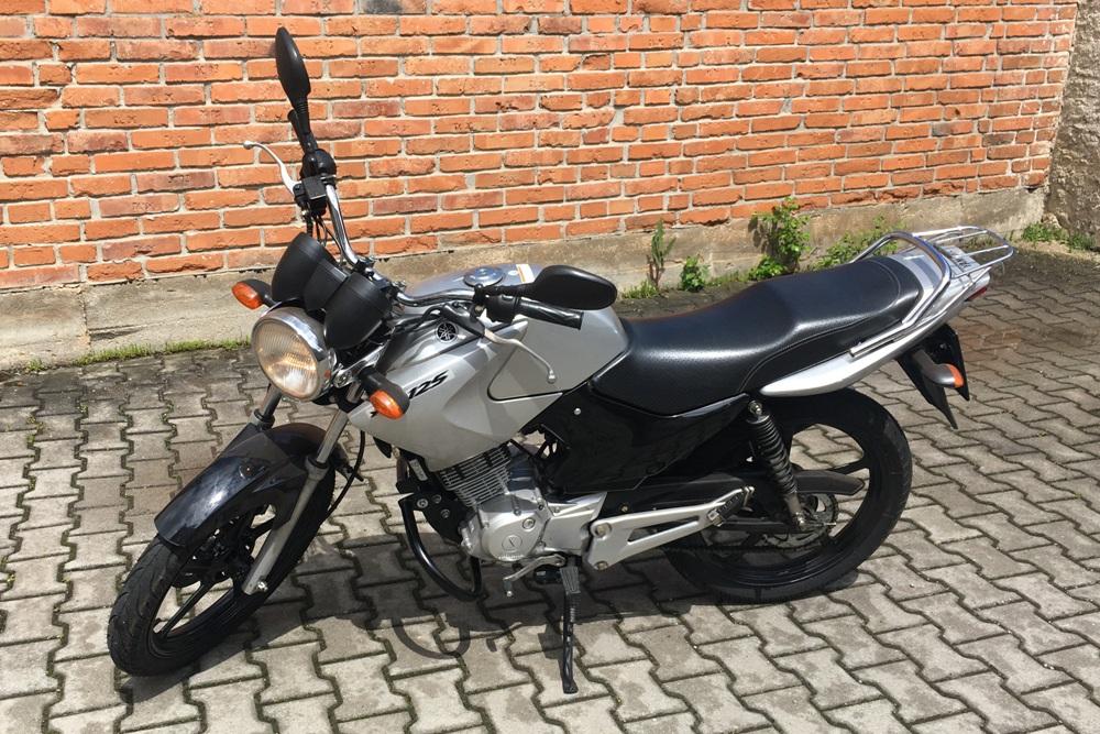 AM, A1 – Yamaha YBR 125